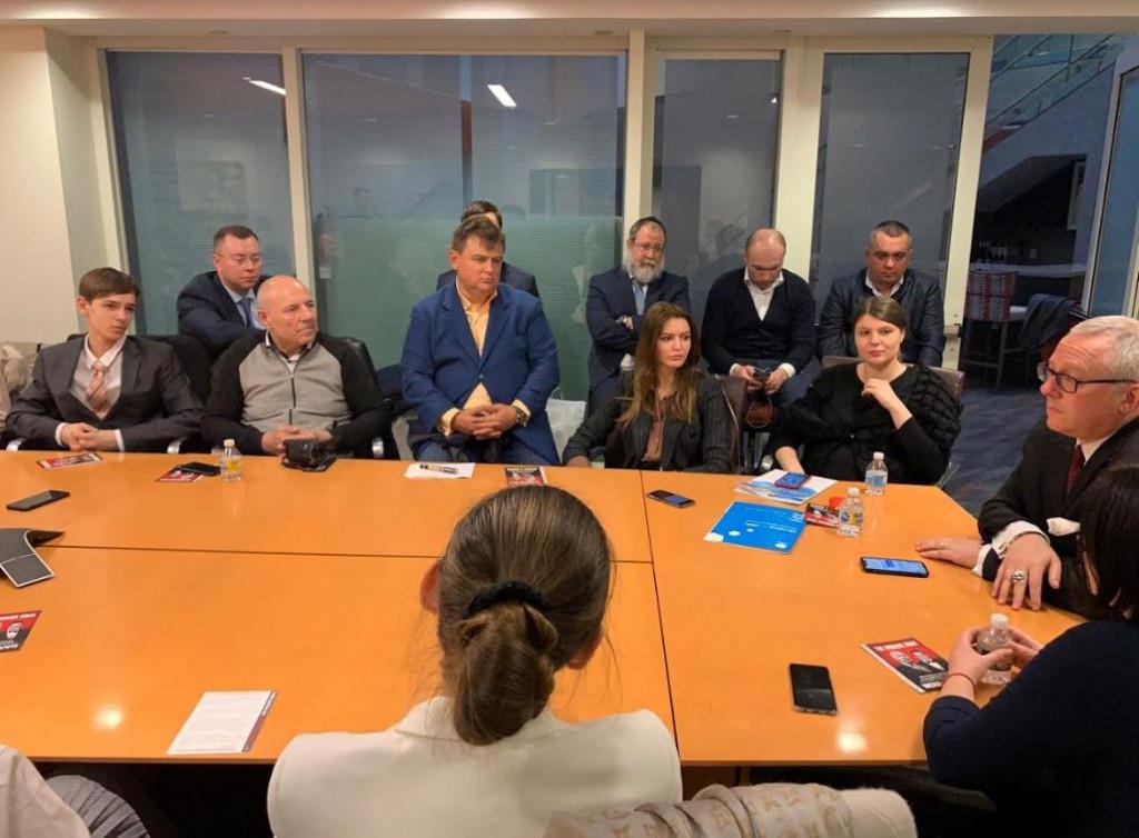 Michael Caputo and the Ukrainian lobbying group
