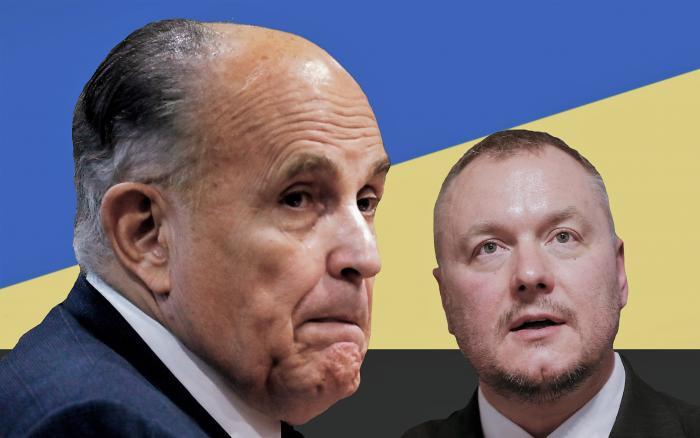 Giuliani Probe Expands, Ukrainian Ally Under Criminal Investigation